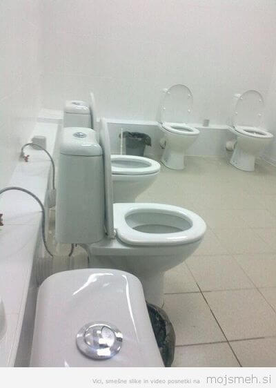 2 russian wc toilet