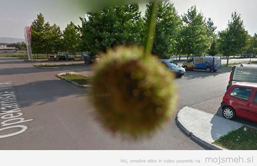 google street view slovenia fail