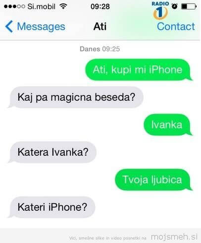 ati, kupi mi iphone